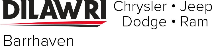 Barrhaven Chrysler Jeep Dodge RAM Logo