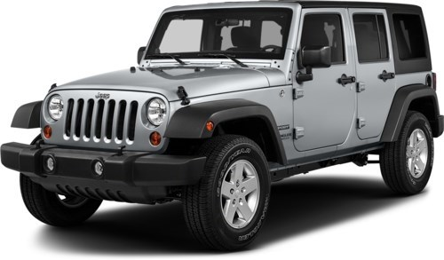 2013 Jeep Wrangler Unlimited 4dr 4x4_101