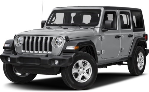 2018 Jeep Wrangler Unlimited 4dr 4x4_101