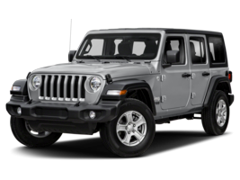 2020 Jeep Wrangler Unlimited SUV exterior