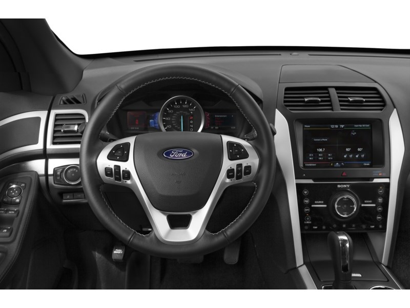 Barrhaven Used 2015 Ford Explorer Sport In Stock Used Vehicle