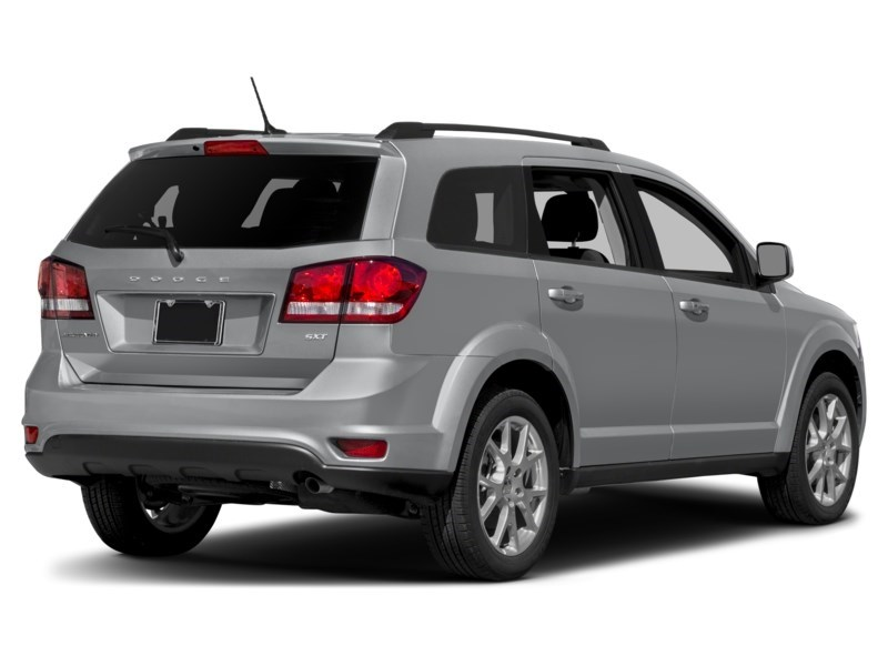 2017 Dodge Journey SXT Exterior Shot 2