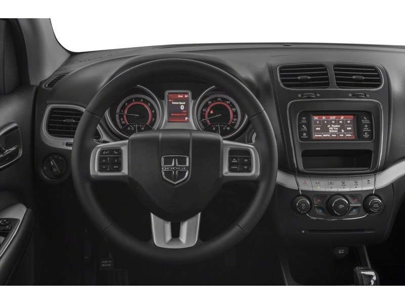 2017 Dodge Journey SXT Interior Shot 3
