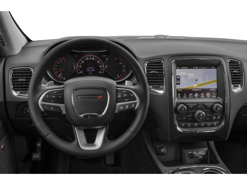 2017 Dodge DURANGO CITADEL AWD Interior Shot 3