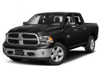 2017 RAM 1500 SLT CREW CAB 4X4 Brilliant Black Crystal Pearl  Shot 1