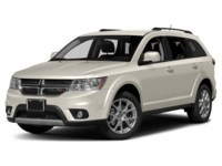 2017 Dodge Journey SXT White  Shot 1
