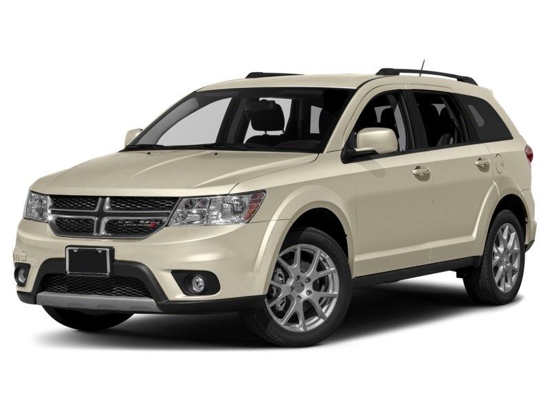 2017 Dodge Journey SXT Pearl White Tri-Coat  Shot 4