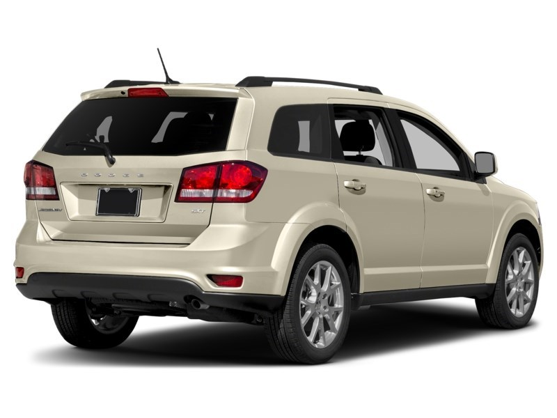 2017 Dodge Journey SXT Pearl White Tri-Coat  Shot 5