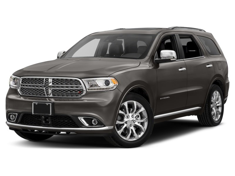 2017 Dodge DURANGO CITADEL AWD Granite Crystal Metallic  Shot 1