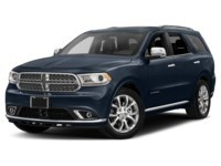 2017 Dodge DURANGO CITADEL AWD True Blue Pearl  Shot 4