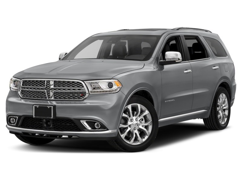 2017 Dodge DURANGO CITADEL AWD Billet Metallic  Shot 10
