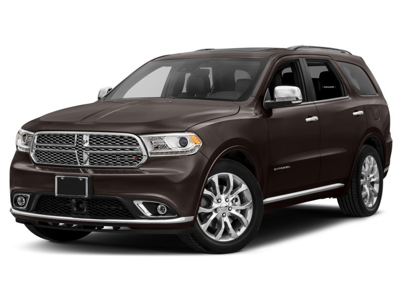 2017 Dodge DURANGO CITADEL AWD Luxury Brown Pearl  Shot 13
