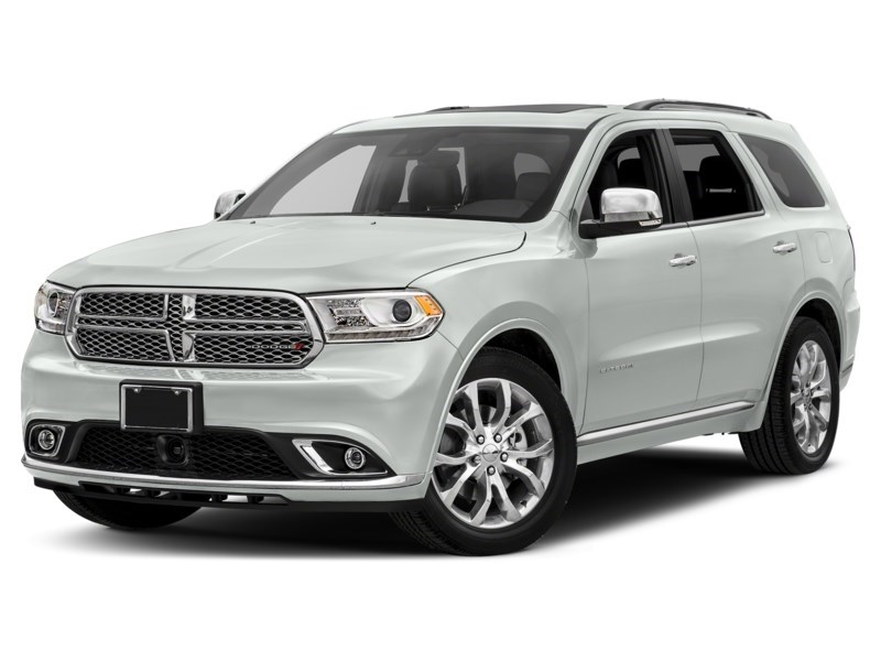 2017 Dodge DURANGO CITADEL AWD Bright White  Shot 19