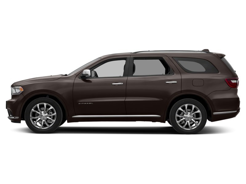 2017 Dodge DURANGO CITADEL AWD Luxury Brown Pearl  Shot 15