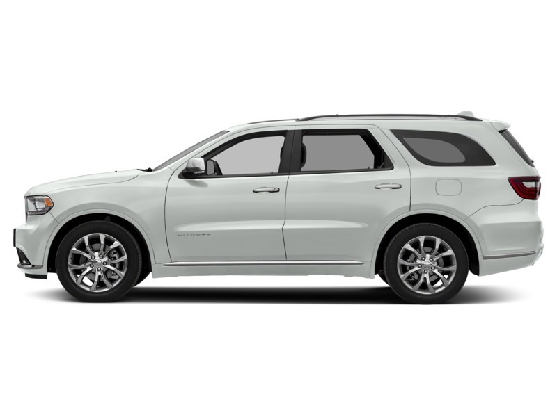2017 Dodge DURANGO CITADEL AWD Bright White  Shot 21