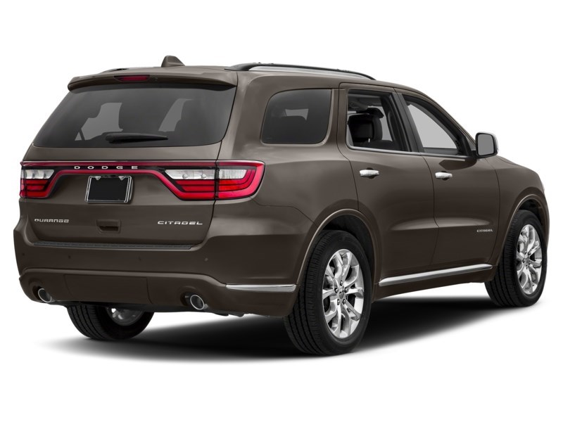 2017 Dodge DURANGO CITADEL AWD Stout Brown Metallic  Shot 17