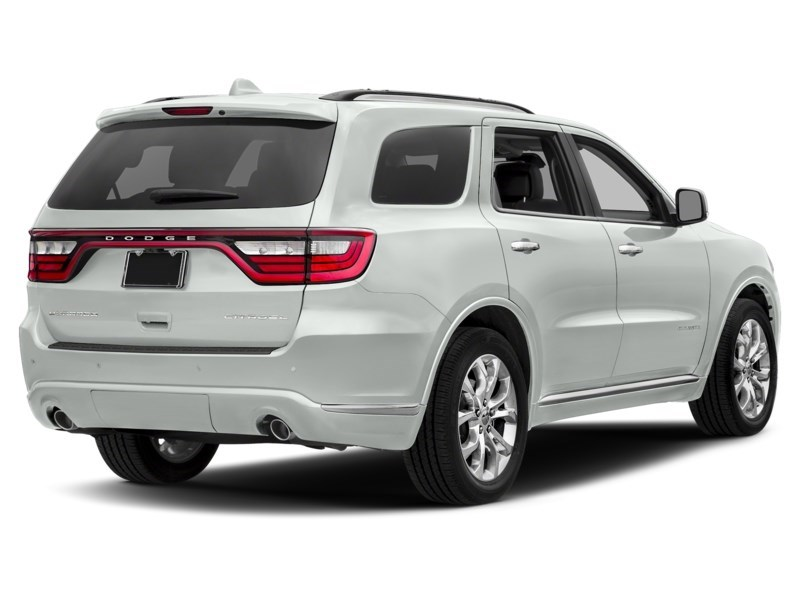2017 Dodge DURANGO CITADEL AWD Bright White  Shot 20