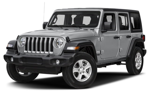 2018 Jeep Wrangler Unlimited Billet Metallic [Silver]