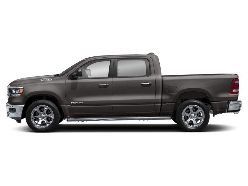 2019 RAM 1500 Big Horn Granite Crystal Metallic  Shot 3